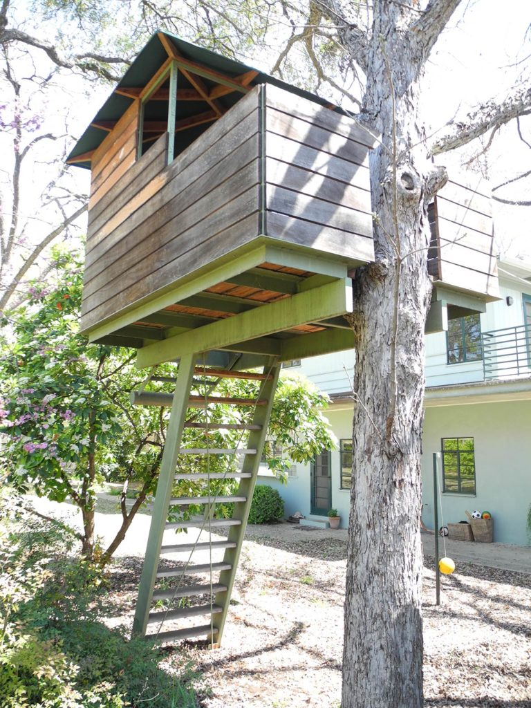 Tree House - Fort
